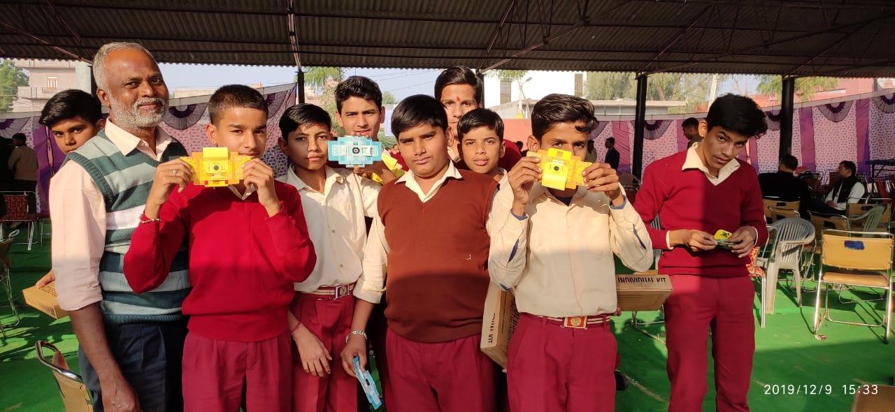 DBT & PRAKASH LAB BRINGS FOLDSCOPE TO INDIA